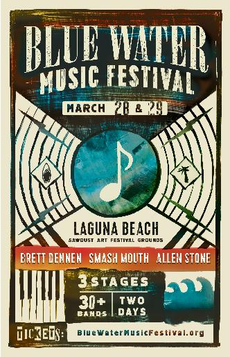Blue Water Music Festival